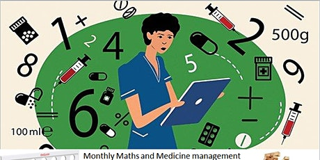 Maths and Medicine management session - Poole Site tickets