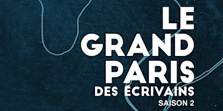Le Grand Paris des écrivains billets