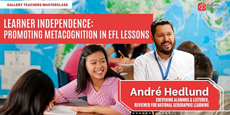Learner Independence: Promoting Metacognition in EFL Lessons tickets