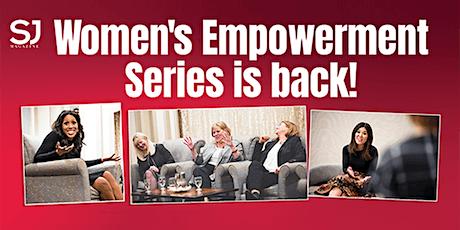 2021 Women's Empowerment Series (1 night left!) tickets