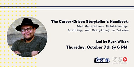 The Career-Driven Storyteller's Handbook tickets