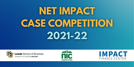 Corporate Climate Equity Net Impact Case Competition tickets