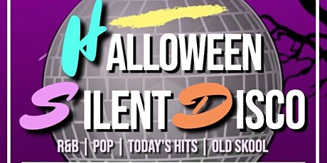 Halloween Themed Silent Disco tickets