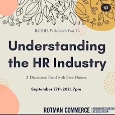 RCHRA - Understanding the HR Industry tickets