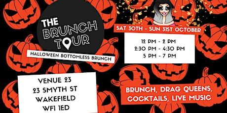 Halloween & Drag Queen Bottomless Brunch tickets