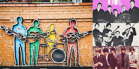 'The British Invasion: Origins of the British Pop Music Phenomenon' Webinar tickets