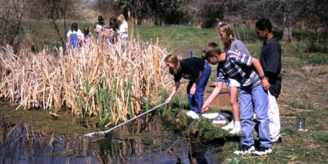 Pond Ecology-  Children's Program, $4 per person upon arrival tickets