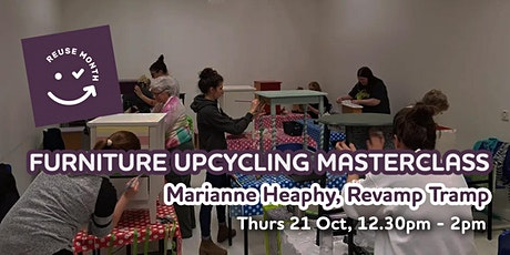 Furniture Upcycling Masterclass tickets