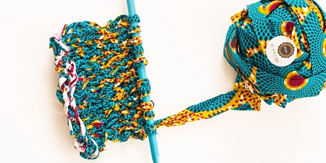 Kids workshop: Knit and weave with Black Girl Knit Club and La Basketry tickets