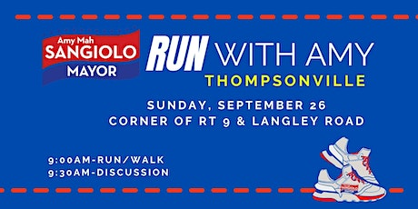 Run With Amy - Thompsonville tickets