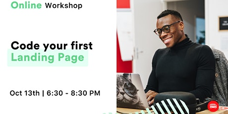 [Free workshop] The 2-hour Landing Page tickets