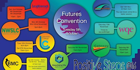 Futures Careers Convention tickets