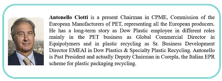 2021 PET Chemical Recycling: Depolymerization Forum image
