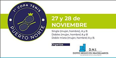 """1era Copa """"Puerto Norte"""" entradas"""