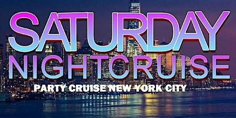 SATURDAY NIGHT PARTY CRUISE NEW YORK CITY entradas