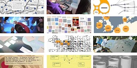 Design Informatics Webinar - Uta Hinrichs, University of Edinburgh entradas