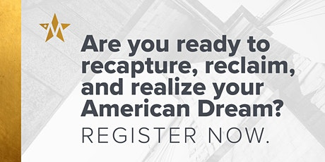 The American Dream Experience - October 2021 tickets