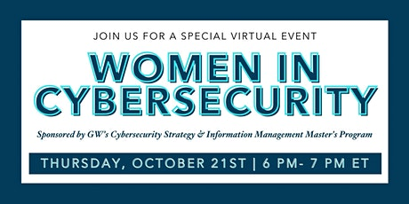Women in Cybersecurity: A Special Live Career Builder Event tickets