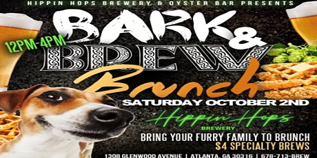 Bark and Brew Brunch tickets