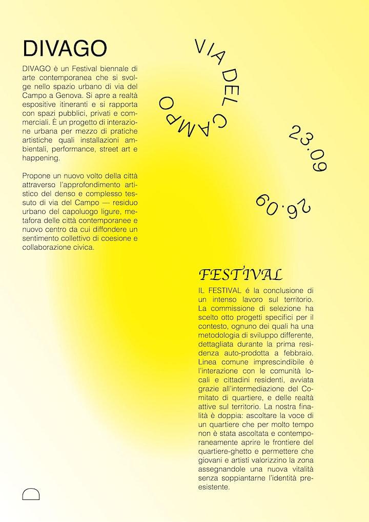 Immagine DIVAGO Festival