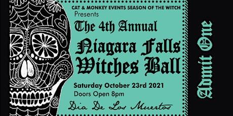 4th Annual Niagara Falls Witches Ball tickets
