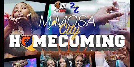 MimosaCity Homecoming tickets