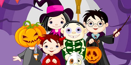 Halloween Spooky Arts And Crafts tickets