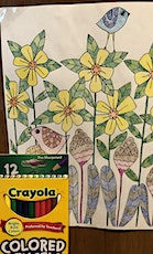 Adult Coloring Club tickets