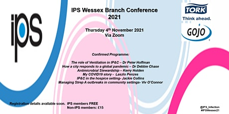 IPS Wessex Branch Conference - Online annual conference tickets