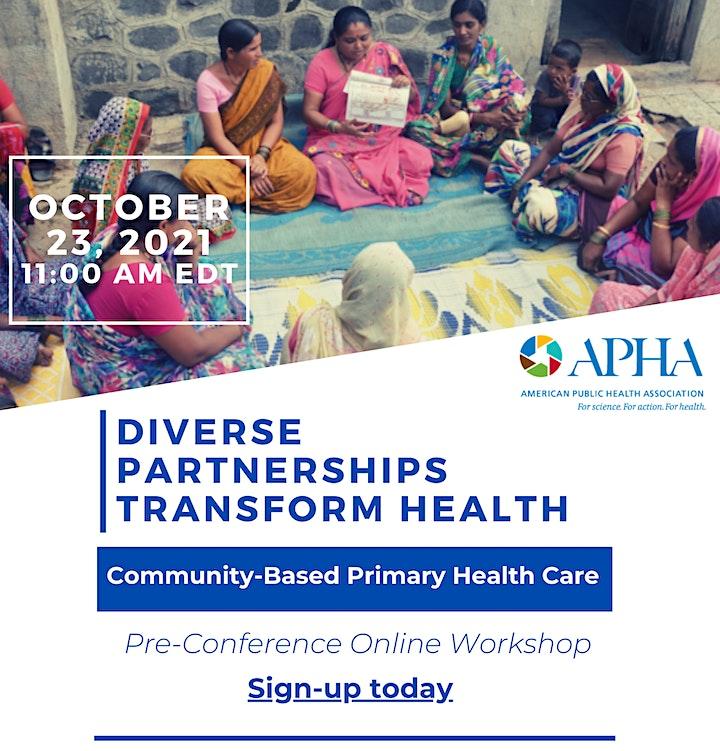 Diverse Partnerships Transform Health: Participative Planning image
