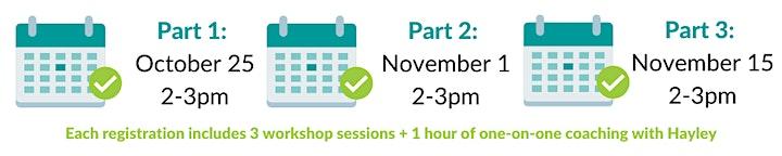 Building Your Buyer Persona (Online Workshops) image
