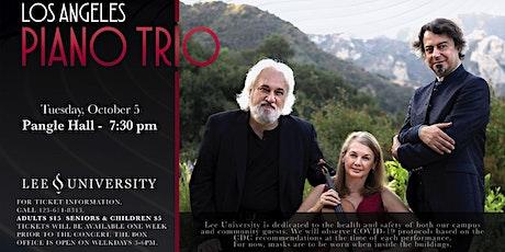 PCS: L.A. Piano Trio tickets