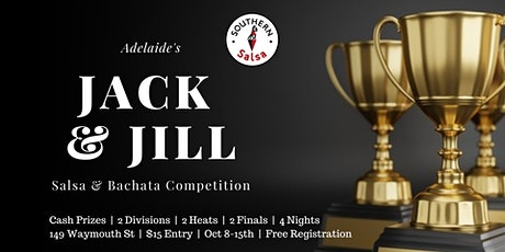 Jack & Jill Competition tickets