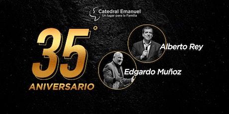 35º Aniversario entradas