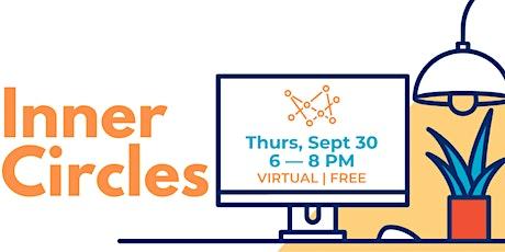September Inner Circles: Resume Writing tickets