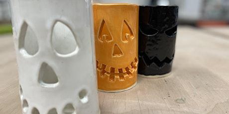 Hand-built Jack-o-lantern Luminaries tickets
