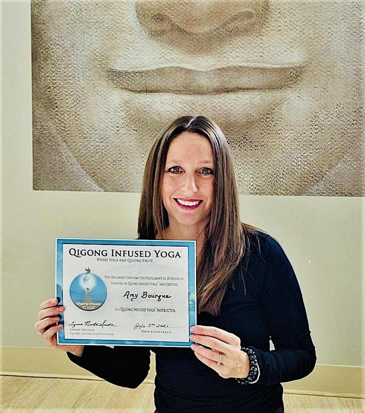 10 week online Qigong Infused Yoga Teacher Training Program this fall! image