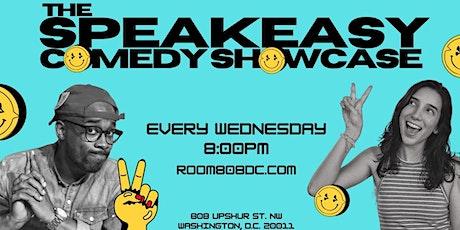 Room 808 Presents: The Speakeasy Comedy Showcase tickets