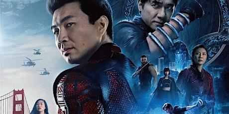 Shang-Chi and ESEA Representation tickets