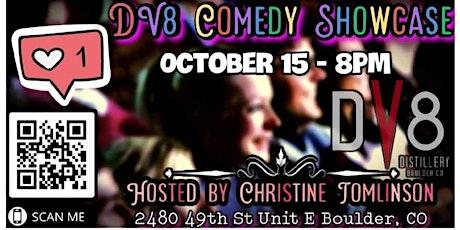 DV8 Stretch Your Legs Comedy Showcase tickets