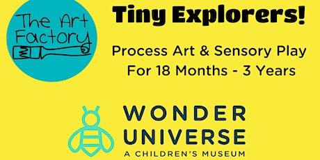 Tiny Explores tickets