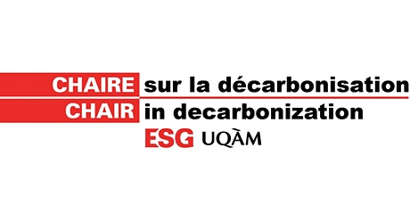 Wébinaire: Rapport de la COP26 tickets