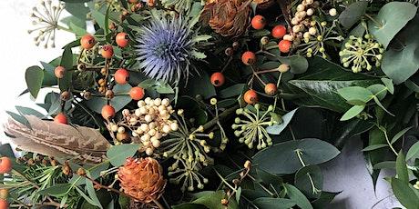 Cherfold Christmas Wreath Workshop tickets