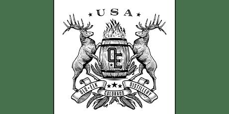Old Elk Bourbon Dinner tickets