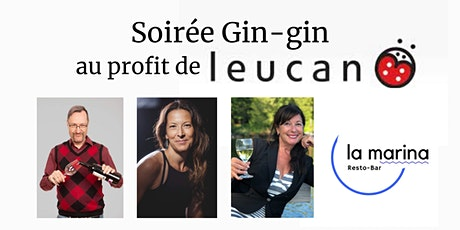 Soirée Gin-Gin au profit de Leucan billets