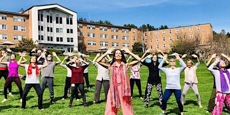 10 week online Qigong Infused Yoga Teacher Training Program this fall! tickets
