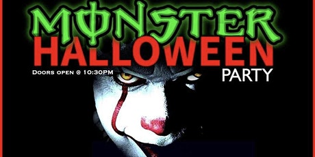 The Monster Halloween Party! tickets