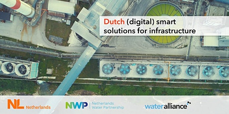 Dutch Digital Smart Solutions for Aging Infrastructure tickets