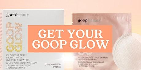 Get Your Goop Glow Virtual Masterclass tickets