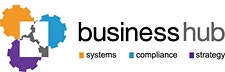 BusinessHub logo
